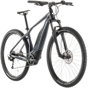 Cube Acid Hybrid ONE 500 E-MTB Hardtail grey